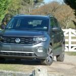 Prueba: Volkswagen T-Cross Highline 200 TSI (Turbo)