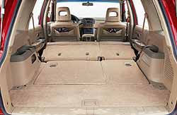Honda Pilot 4×8 Plywood