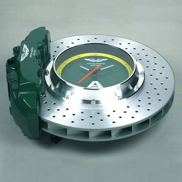 AutoArt Aston Martin Racing Brake Disc Clock