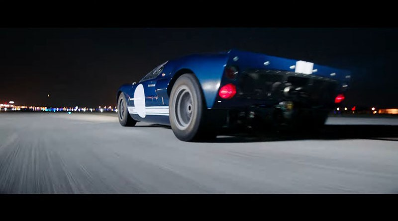 FORD v FERRARI official trailer