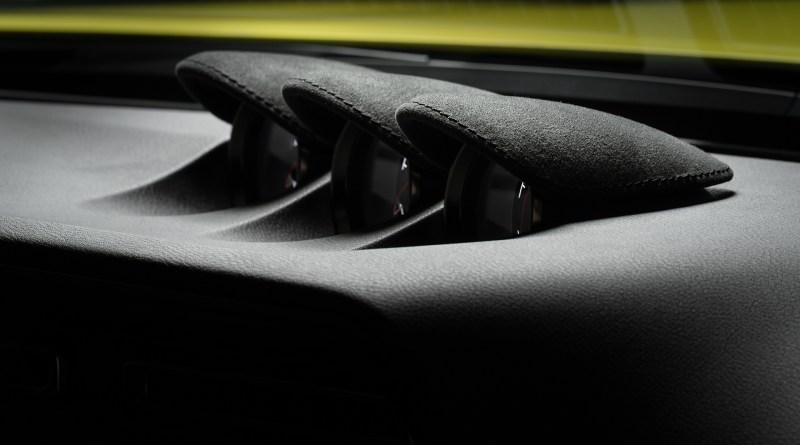 Nissan Z Proto dashboard gauges