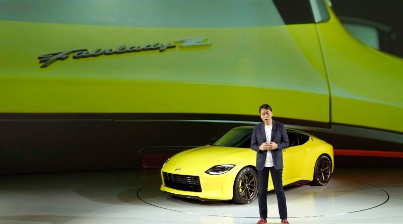Nissan Z Proto reveal