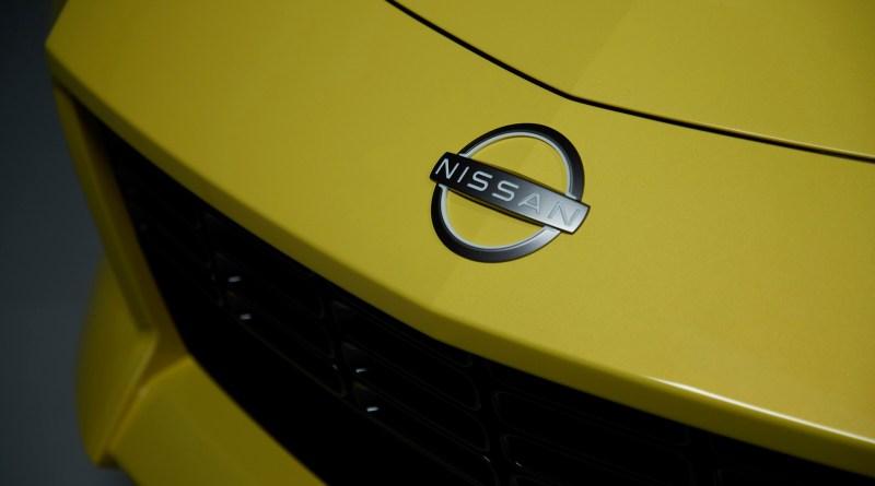 Nissan Z Proto Nissan badge