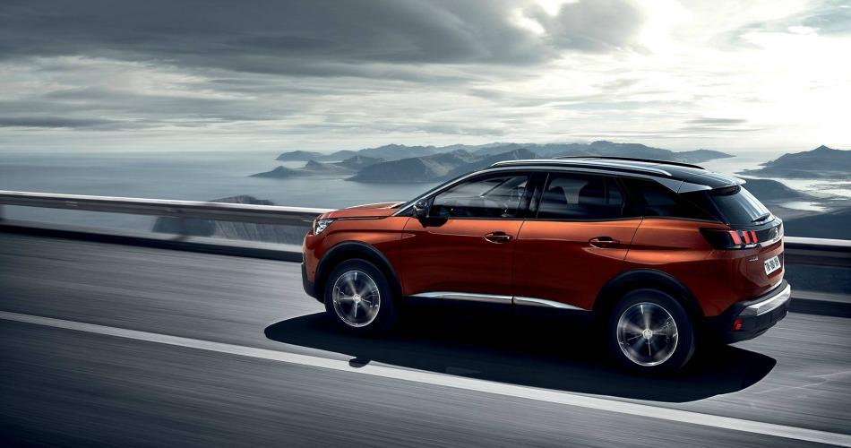 Eficiencia y altas prestaciones en el Peugeot 3008 gasolina