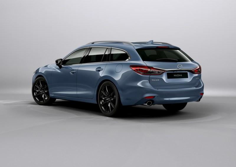 New Mazda6 GT SP 2021 for Australia