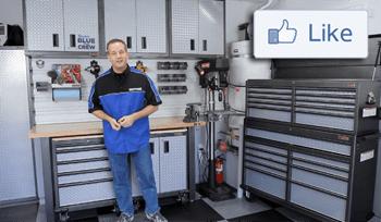 Gladiator GarageWorks Motorz Testimonial  Motorz TV