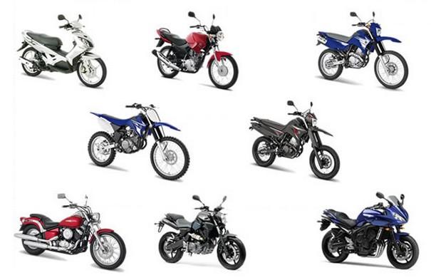 Moto Yamaha 2010