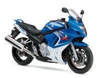 Suzuki lana GSX650F 2009 no Brasil | Motos Blog
