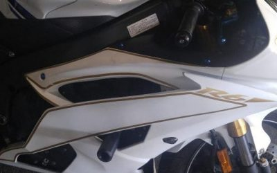 Flush Mounts on 14 Yamaha R6