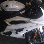 Flush Mounts on 14 Yamaha R6