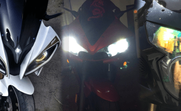 Increase Your Visibility on a Motorcycle