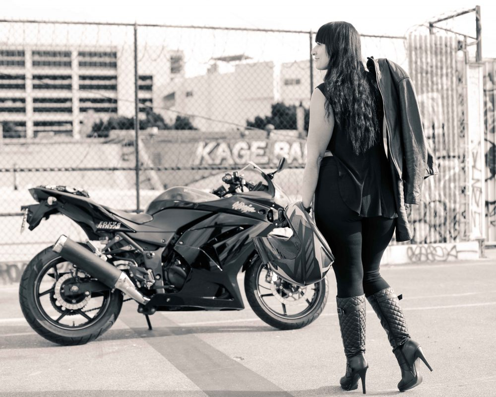 Black Kawasaki Ninja 250_IG.@ohsnap_its_snap_ - S.N.A.P Photography