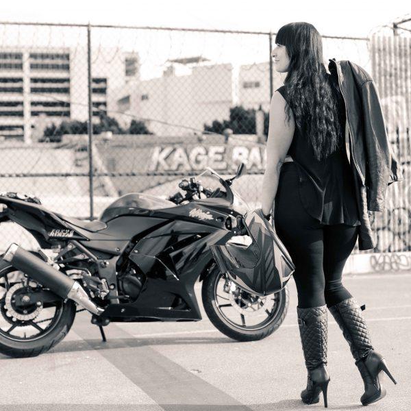 Black Kawasaki Ninja 250_IG.@ohsnap_its_snap_ - S.N.A.P Photography