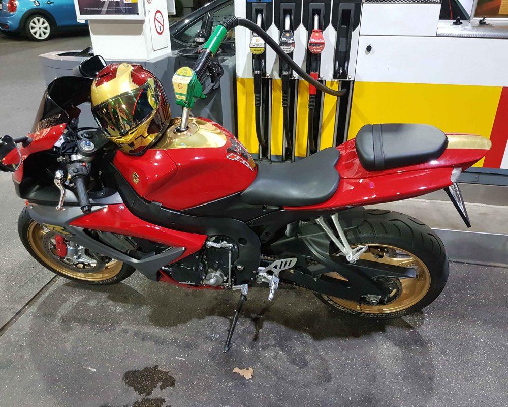 IG.@ironmangixxer - Suzuki GSXR 600 - 3