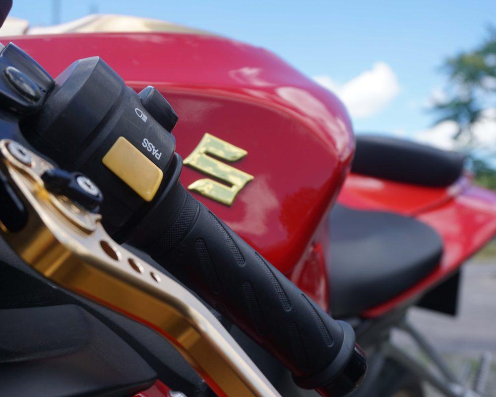 IG.@ironmangixxer - Suzuki GSXR 600 - 4