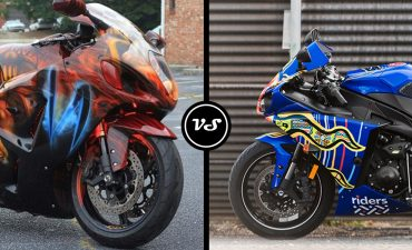 Custom Paint vs Vinyl_Designing a Custom Motorcycle