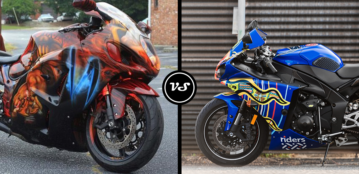 Paint vs Vinyl: Pros & Cons to Designing a Custom Motorcycle
