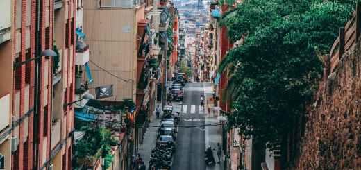 Como estacionar en Barcelona