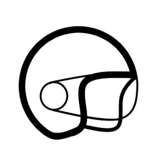 Logo casco motosharing web
