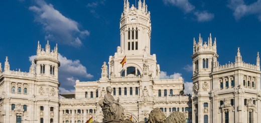 Alquiler motos eléctricas compartidas de Madrid