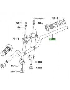 Vis de fixation embout de guidon Kawasaki Z750 (2004-2006