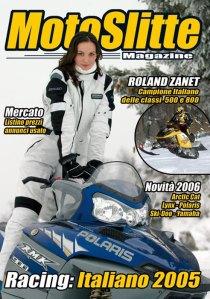 Motoslitte n° 15