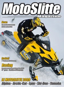 Motoslitte n° 26