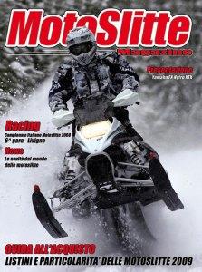 Motoslitte n° 27