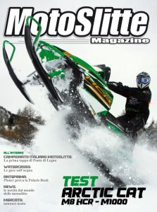 Motoslitte n° 33