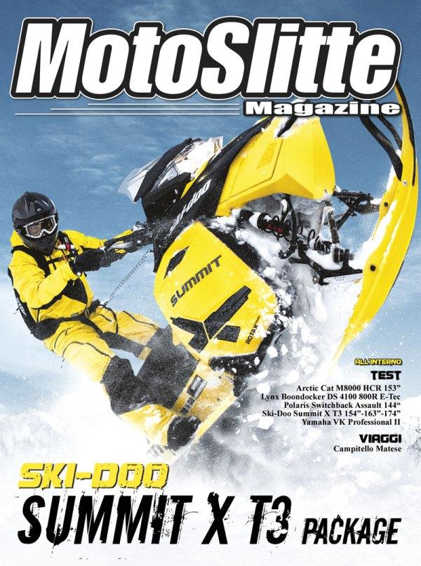 Motoslitte n°55