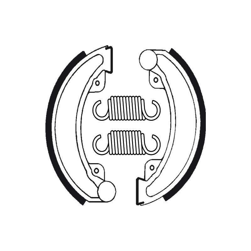 (BA030) HONDA XR R PRO LINK 500 AÑO 81-82 DELANTERAS