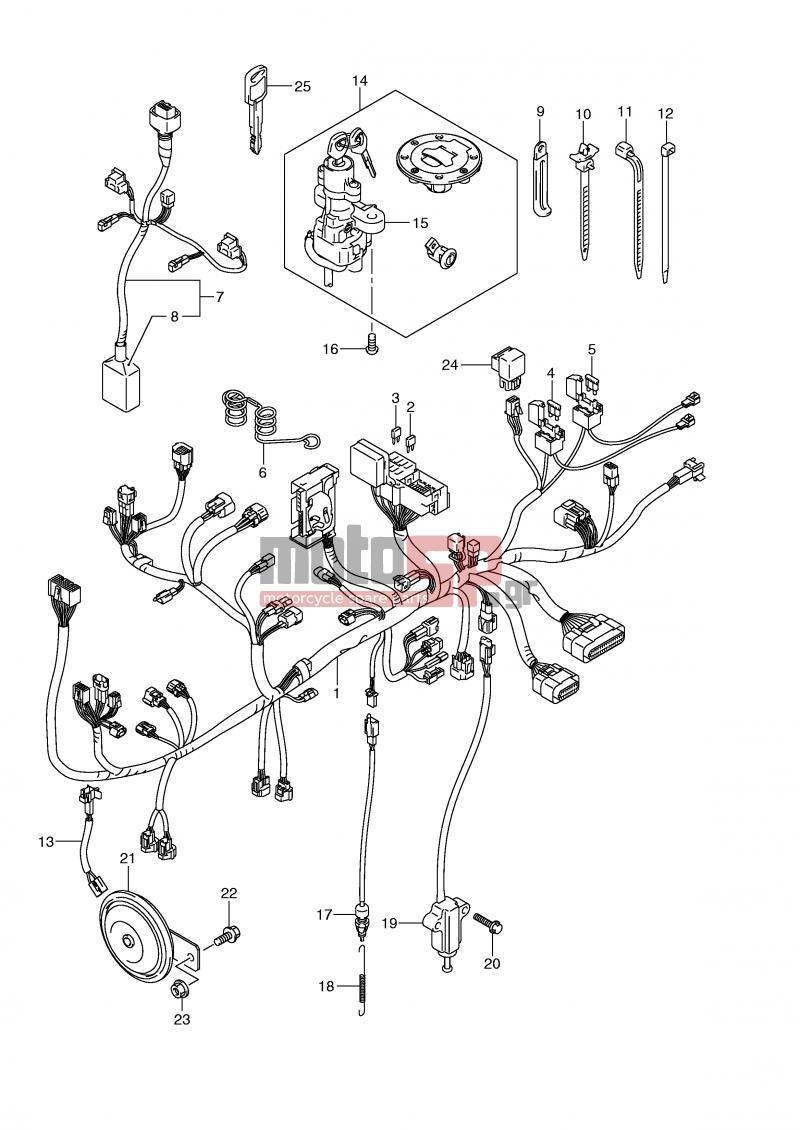 hight resolution of dl650 e2 v strom