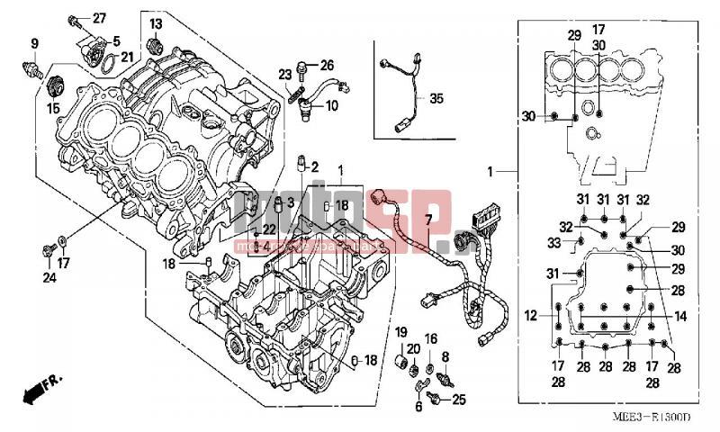 [DIAGRAM] 2008 Cbr600rr Wiring Diagram FULL Version HD