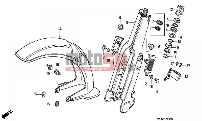 1965 Honda C100 Wiring Diagram 1980 Honda NC50 Ignition