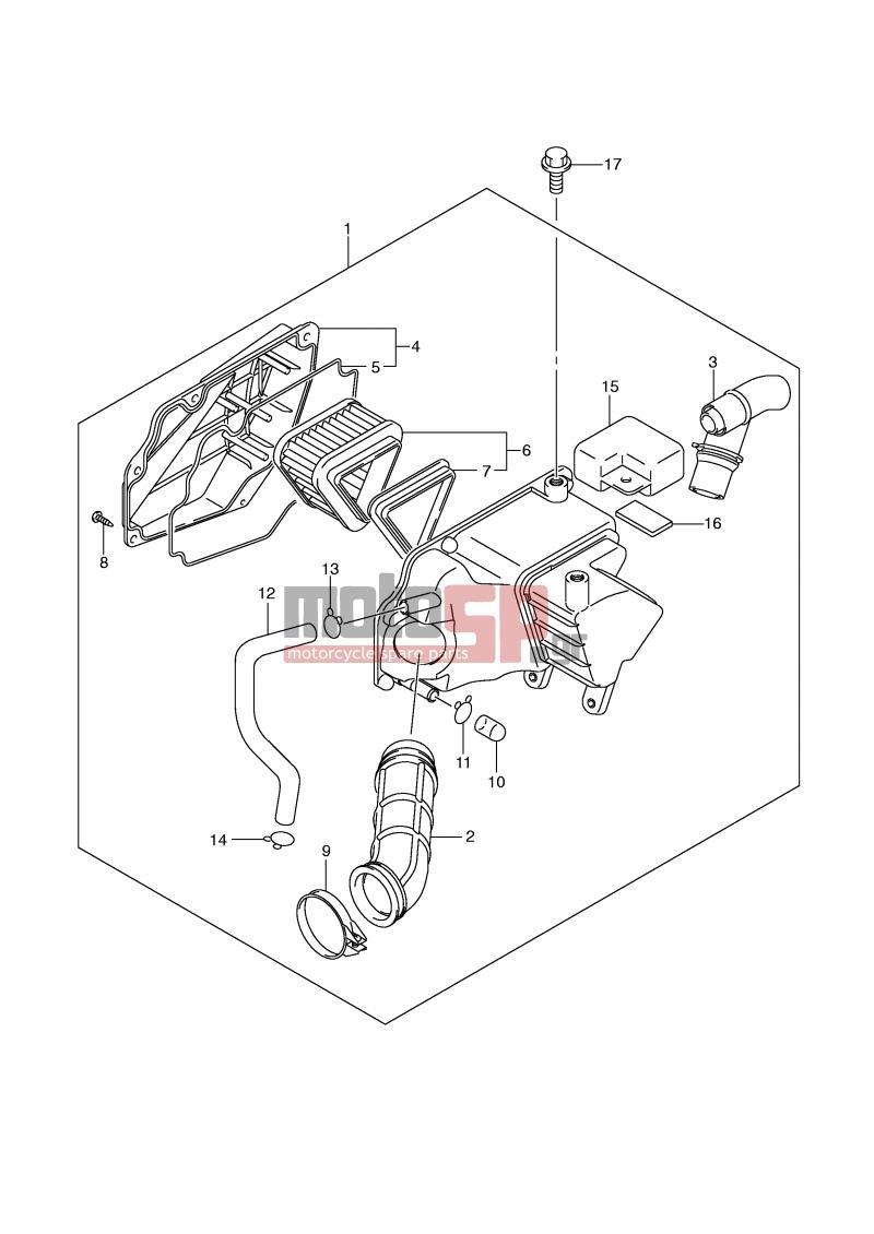 suzuki drz125 wiring diagram