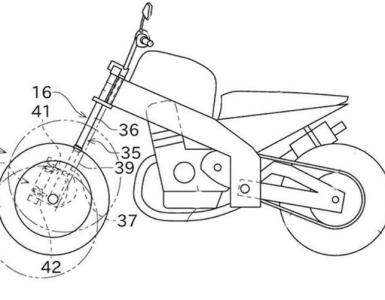tre ruote Kawasaki