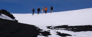 sabbia nera Etna