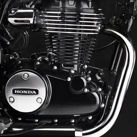 Engine Honda H'ness
