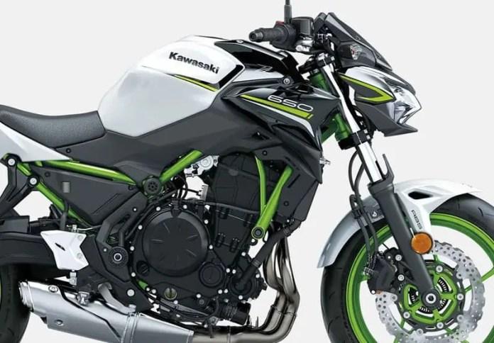 Kawasaki Z650 Engine