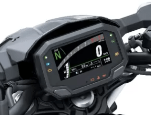 Kawasaki Z650 TFT Screen