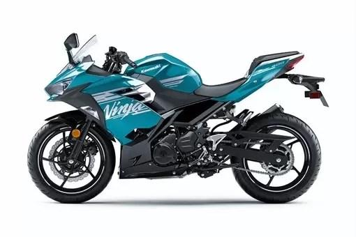 Kawasaki Ninja 400 ABS Specs