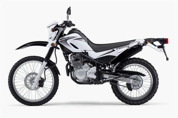 Yamaha XT125, Yamaha XT200, Yamaha XT225, Yamaha XT250
