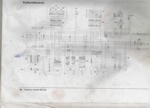 small resolution of kuva s hk kaavio aprilia mx 125 aprilia rs 125 wiring diagram 2008 aprilia mx 125 wiring diagram