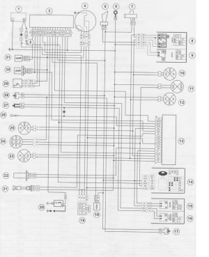 Wiring Diagram Yamaha Dt 125 | Wiring Library