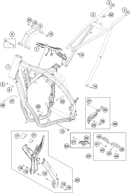 Wiring Diagram 04 Ktm 250 Exc ~ Wiring Diagram And Schematics