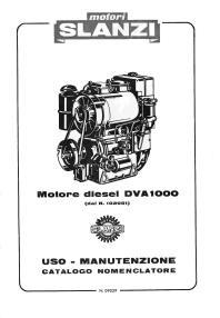 Documentation technique sur les moteurs Slanzi