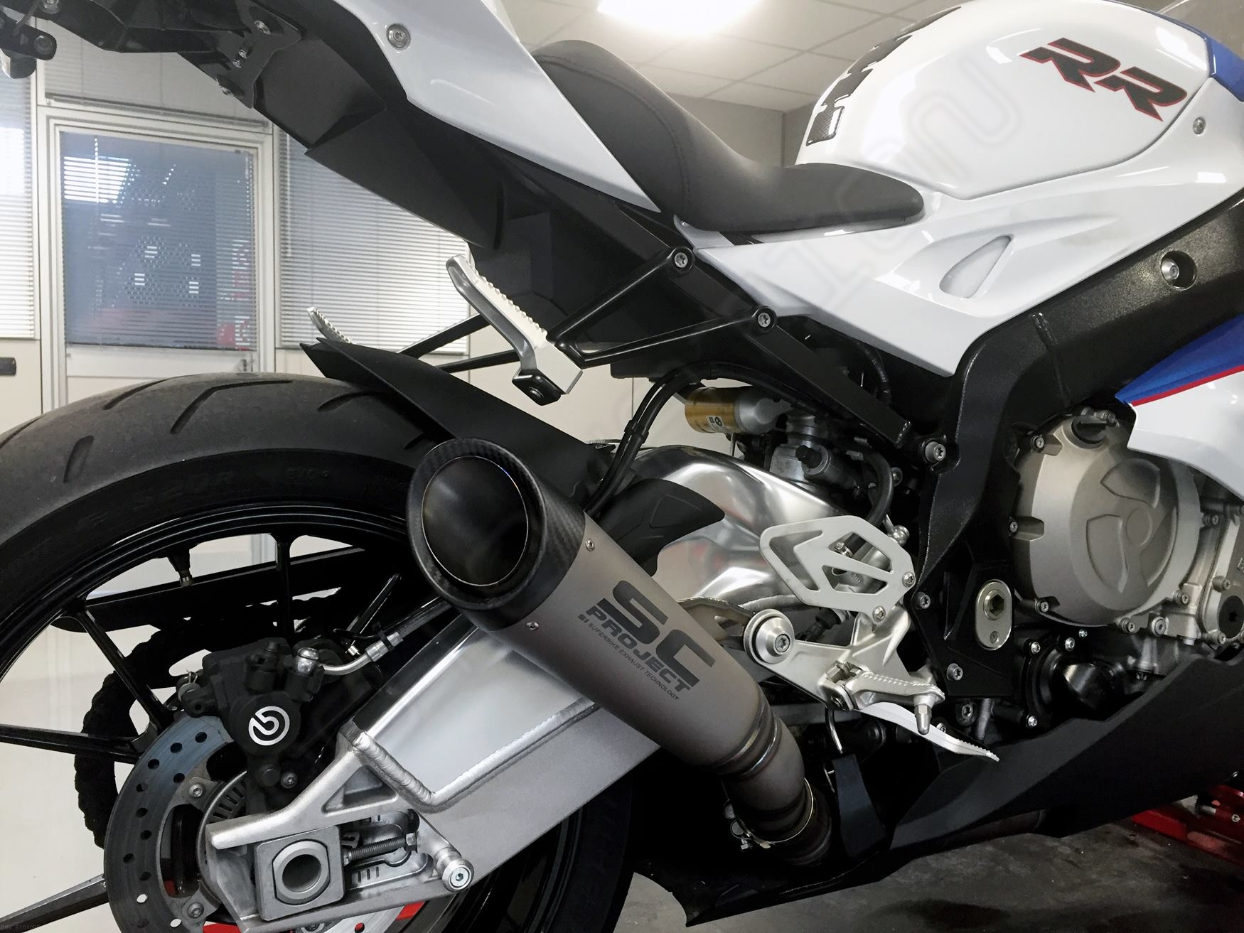 s1 exhaust by sc project bmw s1000rr 2016