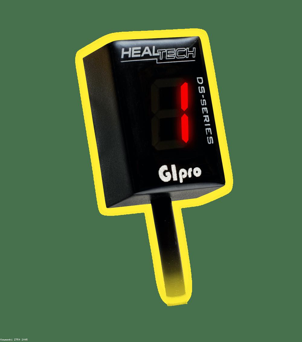 hight resolution of gipro ds gear indicator by healtech kawasaki z750 2005