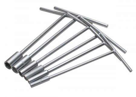 6-Piece Metric T-Handle Set by Motion Pro (08-0518)
