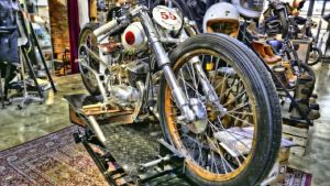Bike Shed BSA